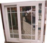 La vendita calda a tenuta d'acqua/insonorizzata/Calore-Isola la finestra di scivolamento del PVC con il prezzo franco fabbrica