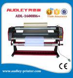 Máquina que lamina de Adl-1600h6+ con el compresor de aire
