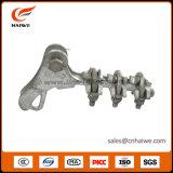 Tipo galvanizado série braçadeira do parafuso do ferro maleável de China Nld de tensão