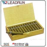 Zigarre-Zigaretten-hölzerner Geschenk-Kasten-Andenken-Kasten mit EVA-Blasen-Schaumgummi-Einlage (YL20)