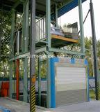 Вертикальный гидровлический лифт стоянкы автомобилей автомобиля