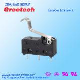 Micro- van de Verkoop van het Oor van Zing Hete Stofdichte Schakelaar T125 5e4