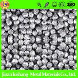 1.0mm/45-50hv/Aluminum schoss für das Granaliengebläse