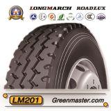 Longmarch neumáticos para camiones neumáticos TBR 12.00r20 12.00r24 315 / 80R22.5 385 / 65R22.5