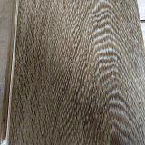 Carvalho escovado e natural do branco largo da prancha revestimento projetado da cor
