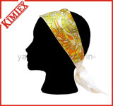 Sport Embroidery Terry Cotton Sweat Headband (kimtex-03)
