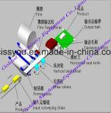 China-sackt horizontaler automatischer Kissen-Typ Biskuit Verpackungsmaschine ein