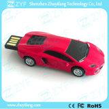 Azionamento eccellente rosso lussuoso dell'istantaneo del USB di figura dell'automobile di Lamborghini (ZYF1726)