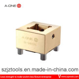 a - One Erowa Compatible Copper Electrode Holder for Holding Electrode (3A - 500105)