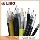 Câble coaxial Rg8 de câble à faible perte de 50 ohms