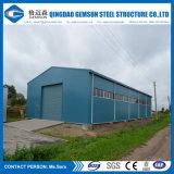 Qingdao progetta il magazzino per il cliente chiaro prefabbricato della costruzione della struttura d'acciaio