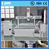 De houten Roterende het Snijden van de As CNC van de Deur van het Meubilair Prijs van de Machine van de Gravure