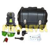 4V4h1d de groene Totale Post van het Niveau van de Laser (scho-445G)
