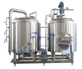 cervejaria do micro do equipamento da fabricação de cerveja 4bbl