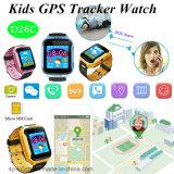 Вахта отслежывателя GPS малышей с камерой и электрофонарем (D26C)
