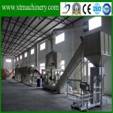 Профессиональная конструкция, хорошее качество, биомасса, производственная линия лепешки биотоплива