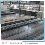 Panneau ondulé de lucarne de fibre de verre de tuile de feuille de toiture faisant la machine
