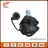 Isolation 1kv Câble en plastique rouge Piercing Connecteur électrique et serre-câble