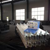 Machine de vulcanisation en caoutchouc de presse de bande de conveyeur