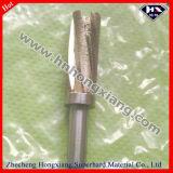Glass Cutting (HX002)를 위한 스레드 Diamond Finger Bit