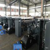 Denim Shuttleless maquinaria textil tejido telar, chorro de aire de la máquina de alimentación