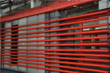 """UL FM 1 """" Sch10 Sch40の赤い塗られた消火活動鋼管"""
