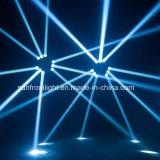 Diodo emissor de luz do clube de noite que move a luz da aranha do diodo emissor de luz 3heads