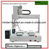 Versão inglesa completa Máquina de solda automática Dual Y MD-Dh-T53311