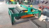 Rcyq Light Type Auto-Cleaning Belt Separador de ferro magnético permanente para transportador de correia