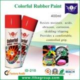 Peinture en caoutchouc amovible à sec rapide