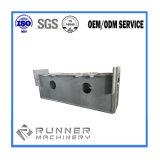 Piezas que trabajan a máquina perdidas del CNC de la pieza de acero fundido de la precisión del bastidor de inversión de la cera