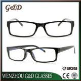 PC de alta qualidade de moda óculos de leitura da estrutura óptica
