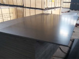 Древесина переклейки тополя черной ая пленкой Shuttering для конструкции (21X1250X2500mm)