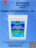 Soluzione tampone del bicarbonato di sodio dei prodotti chimici della piscina pH