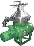 Separador de petróleo verde-oliva