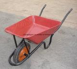 Wheelbarrow do mercado do Wheelbarrow Wb3800/África do Sul