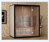 De verre Infrarode Zaal van de Sauna (3 personen)