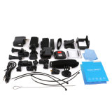 Камера действия шлема дистанционного управления камеры спорта HD 1080P WiFi водоустойчивая
