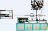 Maquinaria da tubulação da irrigação de gotejamento do PE para o Dripper liso embutido