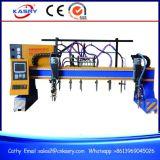 CNC van de Brug van de Plaat van het Koolstofstaal de Scherpe Scherpe Machine van de Vlam
