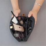 La Corée du secteur de style arc de cercle Sac de maquillage Shell sac sac à fermeture à glissière (GB#GYSXB001)