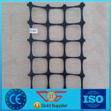 30/30kn/Polypropylène Plastique géogrille géogrille avec la taille des mailles 65mm*65mm
