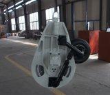 Bloque de potencia marina de la rueda de la presión hydráulica de Haisun Btw1-24aog