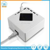 Поездки переносные 5V/8 A 6 портов USB быстрое зарядное устройство для сотового телефона