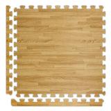 EVA взаимосвязанных мягкая древесина из пеноматериала зерна коврики