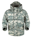 Waterproof e Breathable militares Parka para Cold Weather