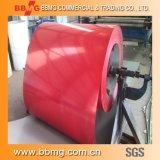 Disegno di marmo PPGI utilizzato nella bobina d'acciaio laminata a freddo preverniciata materiale PPGI di Buliding