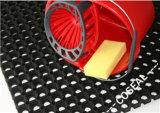 Cinq couleurs des nattes de turbine de contrôleur pour le plancher