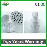 30W blanco/negro SMD5730 LED montado superficial Downlight