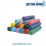 El PVC estera del yoga, NBR estera del yoga, TPE estera del yoga